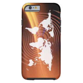 Earth world Globalization iPhone 6 Tough Tough iPhone 6 Case