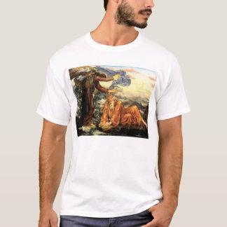 Earthbound by Evelyn De Morgan T-Shirt