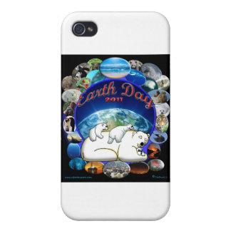 EARTHDAY 2011 iPhone 4/4S CASE