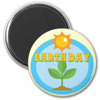 Earthday Shirts and Gifts 6 Cm Round Magnet