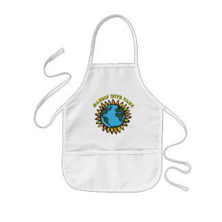 Earthday Shirts and Gifts Kids Apron
