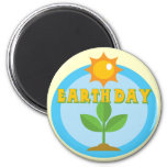 Earthday Shirts and Gifts Refrigerator Magnets