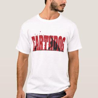 Earthdog Black/Red silhouette T-Shirt