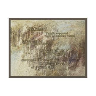 Earthen Vessel Canvas Print