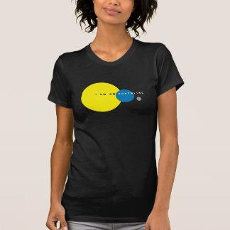 Earthling - black T-shirt 1 (women's)
