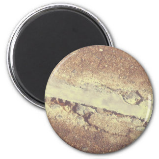 Earthly Texture 3 TPD Fridge Magnet