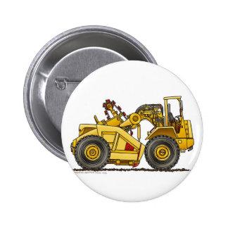 Earthmover Pan Scraper Construction Pins