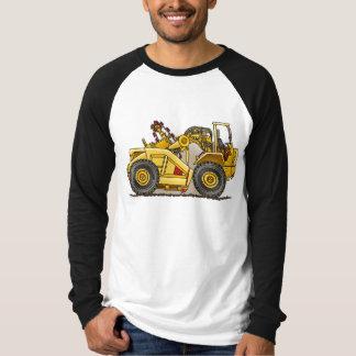 Earthmover Scraper Adult Shirt