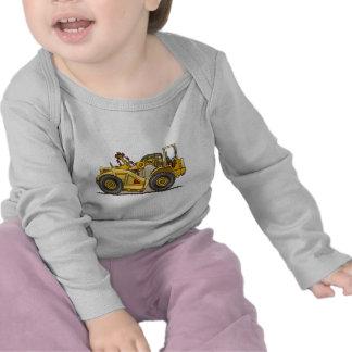 Earthmover Scraper Baby T-Shirt