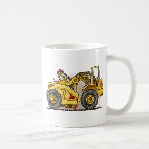 Earthmover Scraper Coffee Mug