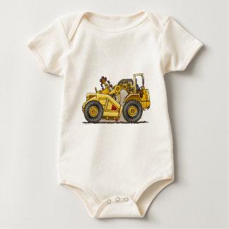 Earthmover Scraper Infant Creeper