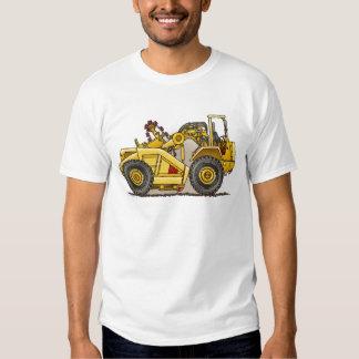 Earthmover Scraper Mans T-Shirt