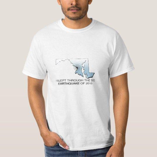 Earthquake T-Shirt