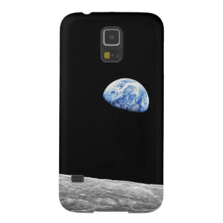 Earthrise - Apollo 8 Cases For Galaxy S5
