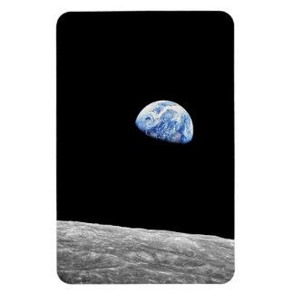 Earthrise - Apollo 8 Rectangular Photo Magnet