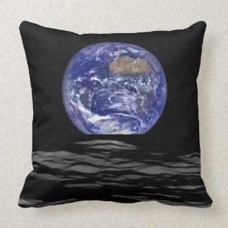Earthrise Cushion
