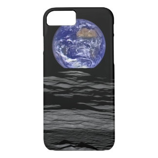 Earthrise From The Farside Of The Moon iPhone 8/7 Case