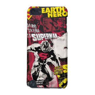 Earth's Hero iPod Touch 5G Cases