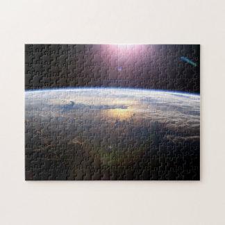 Earth's Horizon 10x14 Photo Puzzle