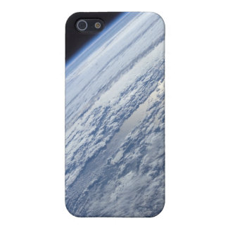 Earth's horizon against the blackness of space case for iPhone 5