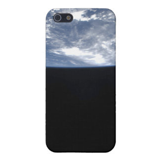 Earth's horizon and the blackness of space 2 iPhone 5/5S covers