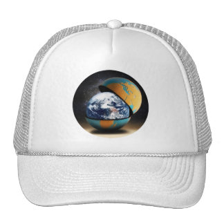 Earth's Protective Cover Cap