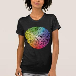 earthtypo-color tshirt