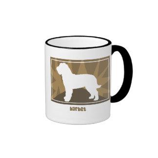 Earthy Barbet Ringer Mug