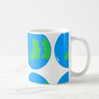Earthy Basic White Mug