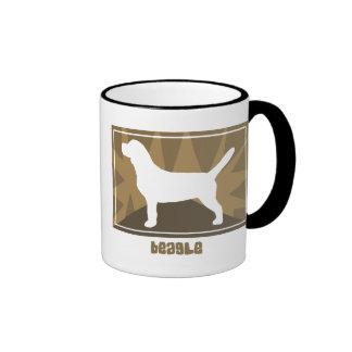 Earthy Beagle Mug