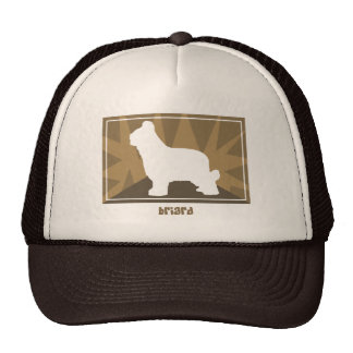 Earthy Briard Gifts Cap