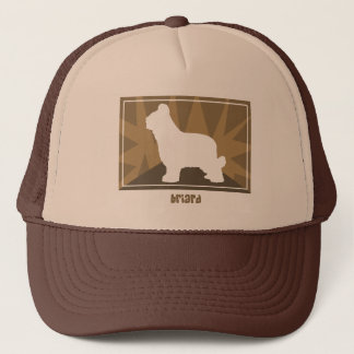Earthy Briard Gifts Trucker Hat