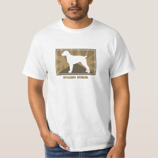 Earthy Brittany Spaniel Gifts T-Shirt