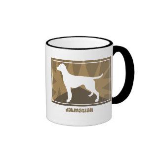 Earthy Dalmatian Mug