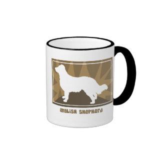 Earthy English Shepherd Mug