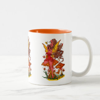 Earthy Faerie Mug