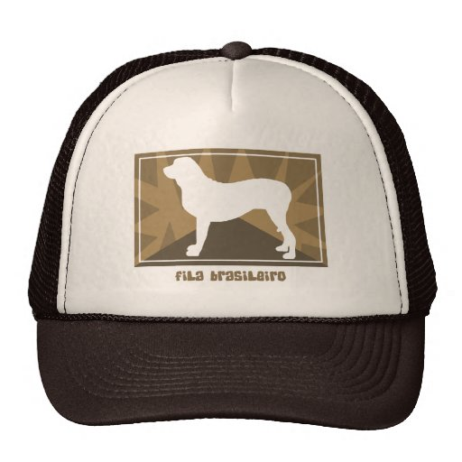 Earthy Fila Brasileiro Hat