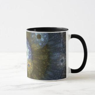 Earthy Fractal Coffee Mug