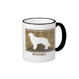 Earthy Hovawart Mug