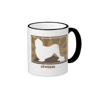 Earthy Lowchen Coffee Mug