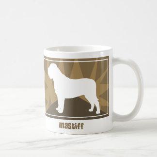 Earthy Mastiff Mugs