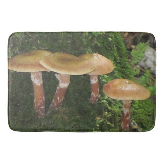 Earthy Mushroom Bath Mat