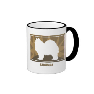 Earthy Samoyed Coffee Mug
