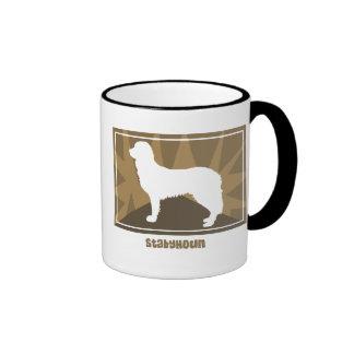 Earthy Stabyhoun Coffee Mug
