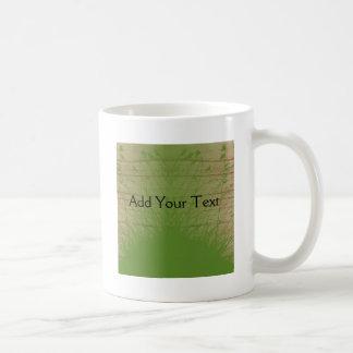 Earthy Treasures Basic White Mug