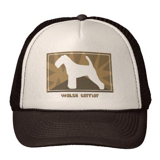 Earthy Welsh Terrier