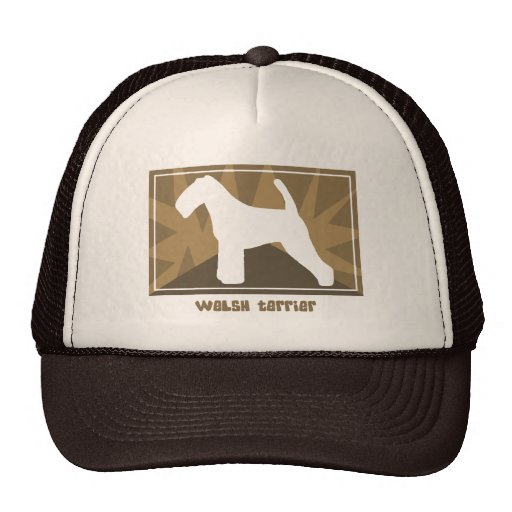 Earthy Welsh Terrier Cap