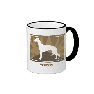 Earthy Whippet Mug