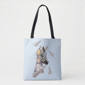 ease of dreams tote bag