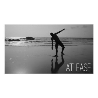 EASE POSTER